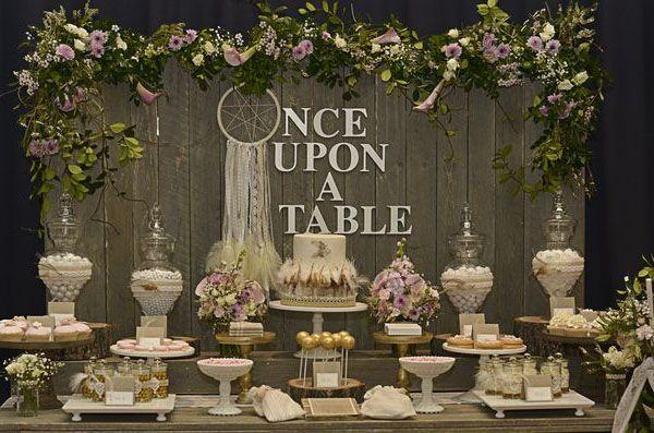 Once Upon A Table Great Idea For An Enchanted Forest