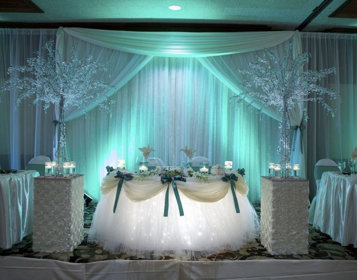 How to Decorate the XV Head Table in 5 Easy Steps Quinceanera