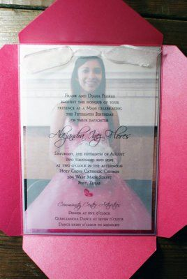 A Cheat Sheet For Your Quinceanera Invitation Wording Quinceanera