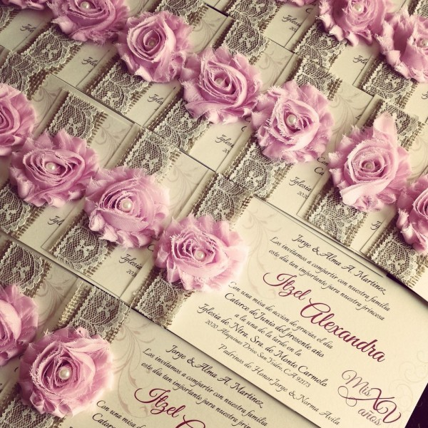 Fancy Quinceanera Invitations You Won T Believe Are Cheap Quinceanera