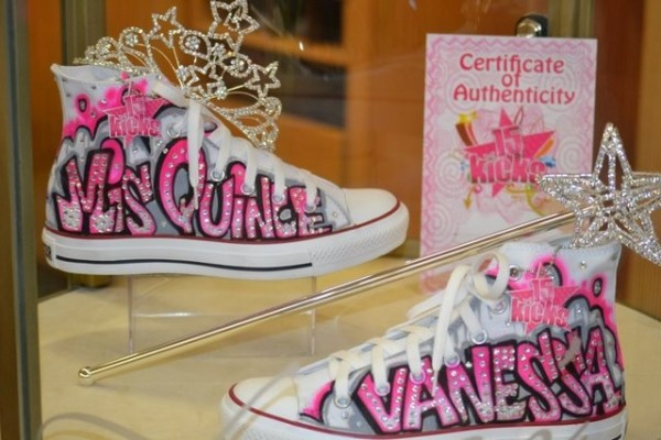 be8e8b424eba Step up your Quinceanera Converse with 5 Simple Rules - Quinceanera