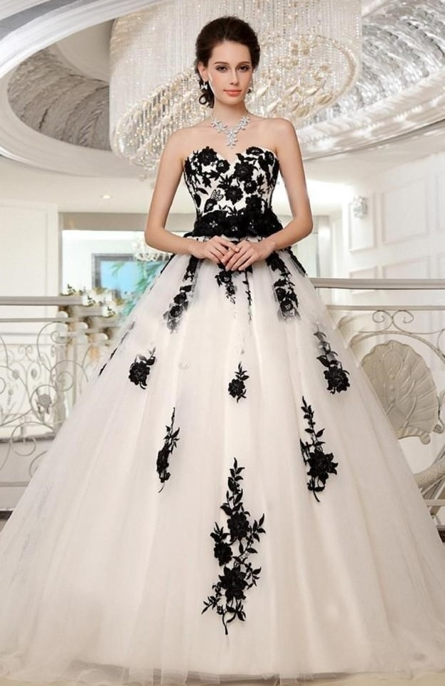 The Most Gorgeous Black Quinceanera Dresses Youve Ever Seen