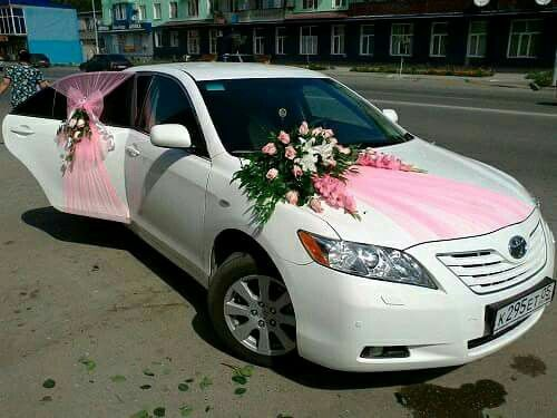 quinceanera car options