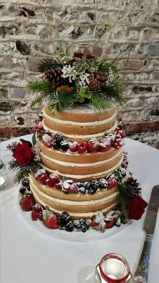 Beautiful Winter Themed Quinceanera Cakes Perfect for the ...
